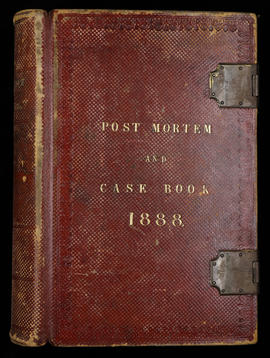 Post Mortem and Case Book 1888