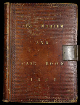 Post Mortem and Case Book 1849