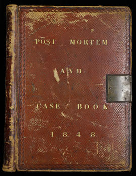 Post Mortem and Case Book 1848