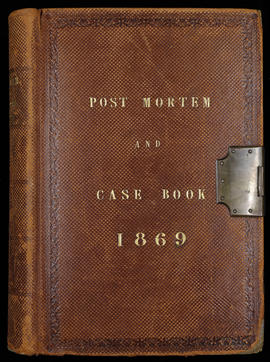 Post Mortem and Case Book 1869