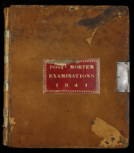 Post Mortem Examinations 1841