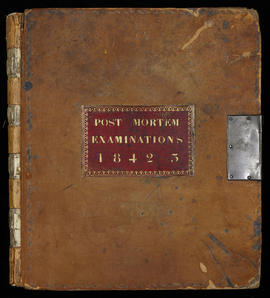 Post Mortem Examinations 1843