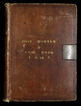 Post Mortem & Case Book 1845