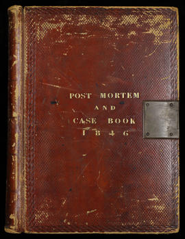 Post Mortem and Case Book 1846